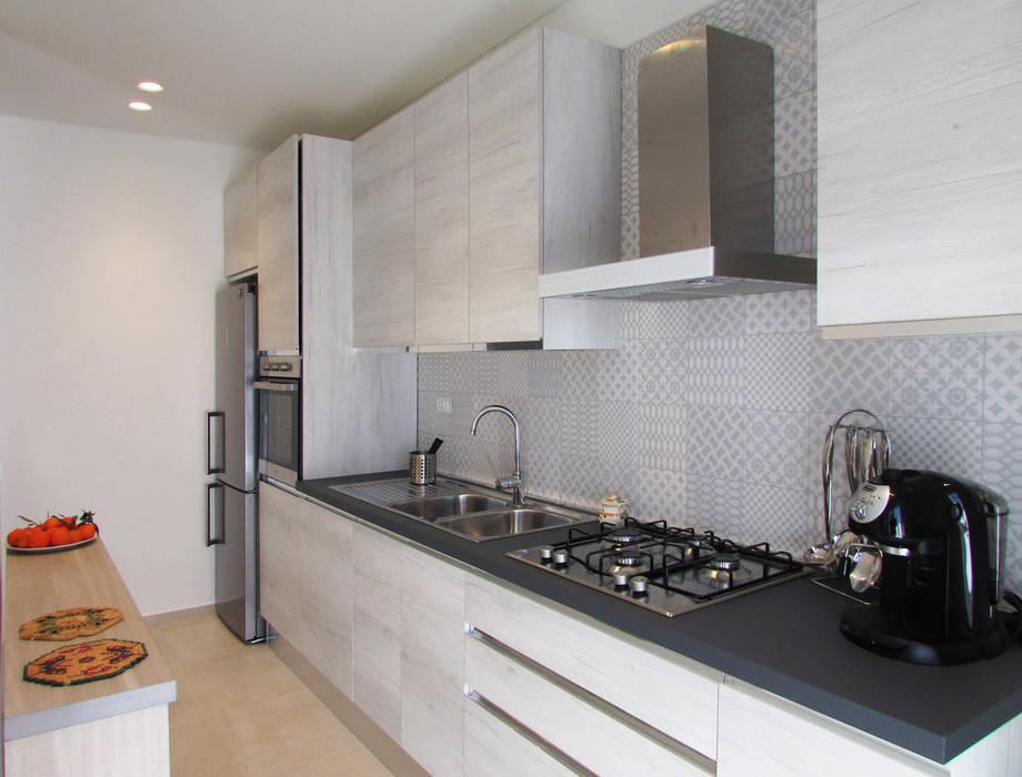 B+P architetti 小廚房