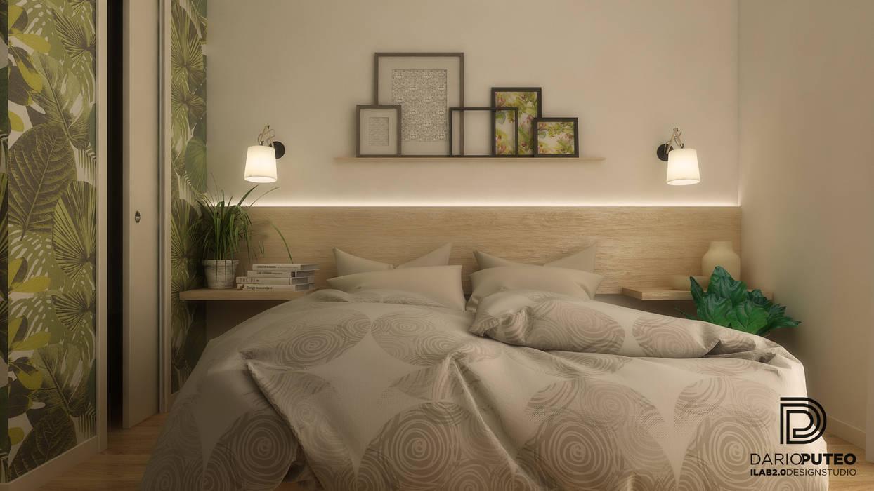 ILAB2.0 Design Studio:  tarz Yatak Odası, Tropikal