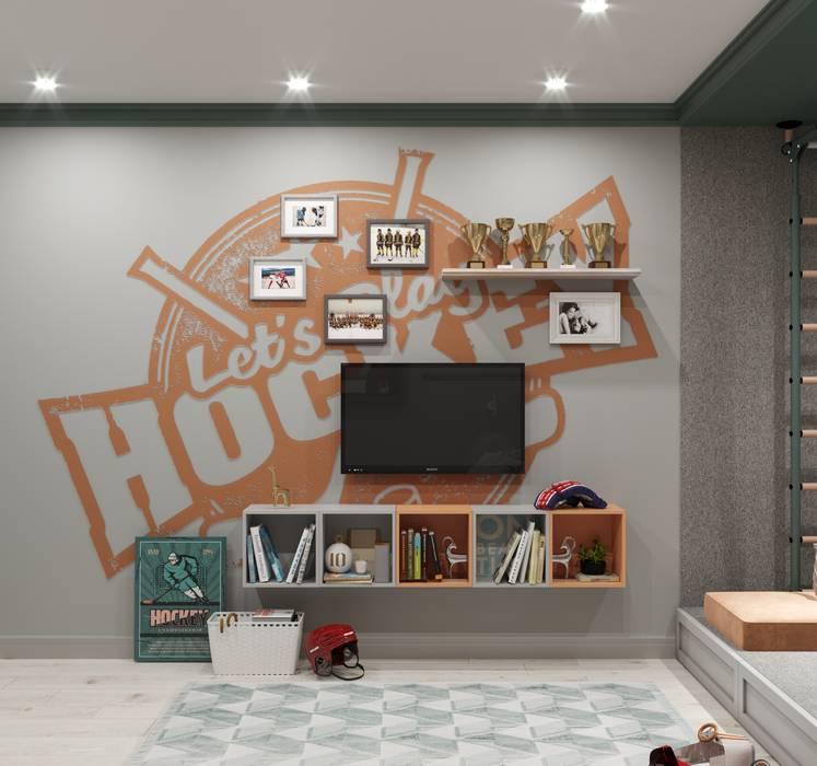 Habitaciones para niños de estilo  por D'POLLY