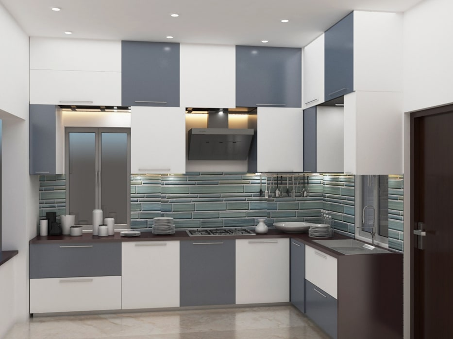 Small kitchens by JC INNOVATES, Classic