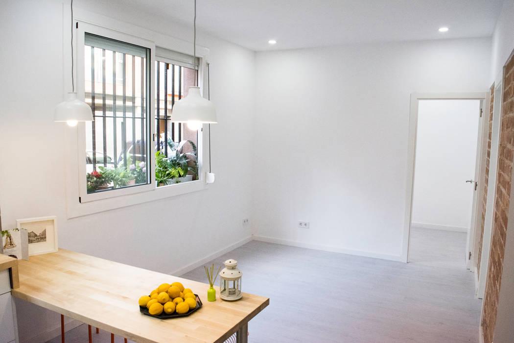 Puertas y ventanas de estilo moderno de Escarra arquitectos y asociados SAS Moderno