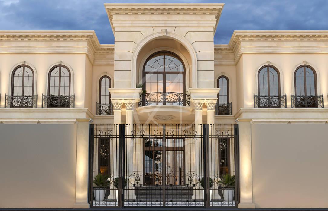 Casas unifamiliares de estilo  por Comelite Architecture, Structure and Interior Design ,