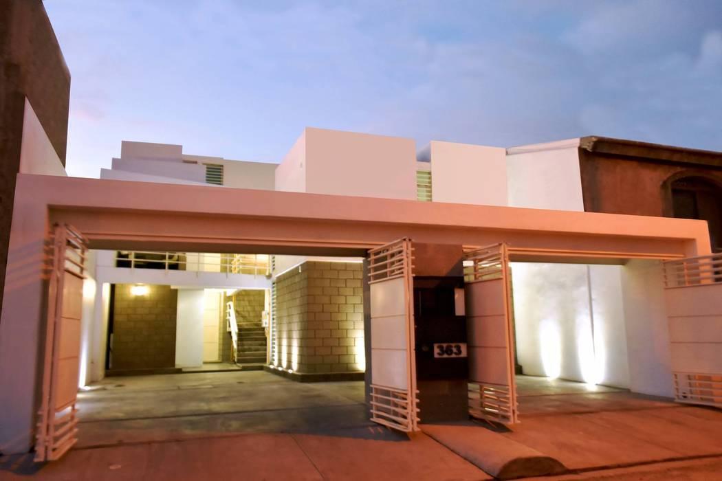 前門 by CREA arquitectos, 現代風