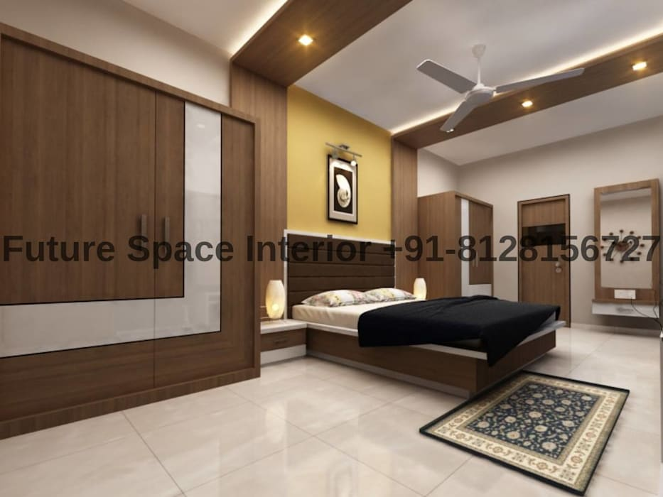 Bedroom Design Ideas Modern Bedroom By Future Space Interior Modern Homify