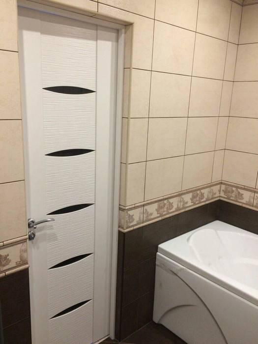 ГЕОНА. pintu dalam White