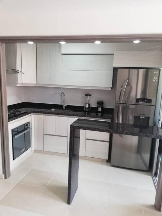 Cocinasymarmolesryr Built-in kitchens