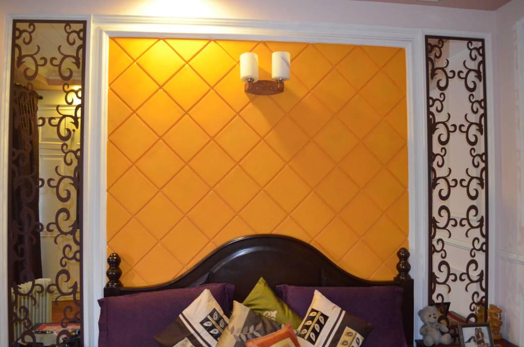 Small bedroom by Neun Designs Pvt.Ltd.,