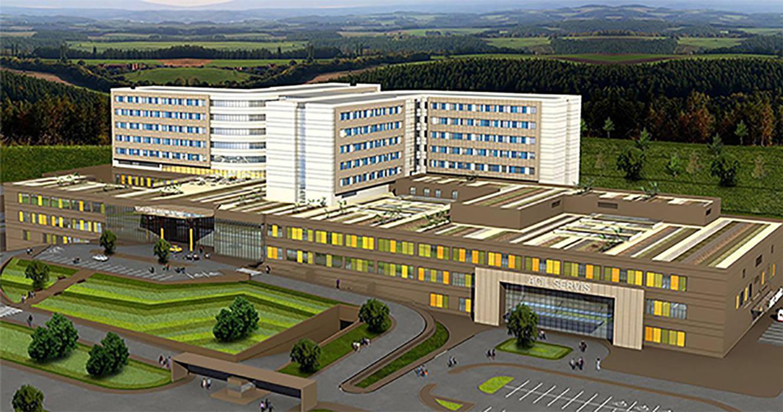 인더스트리얼 스타일 병원 by Aktif Mimarlık 인더스트리얼