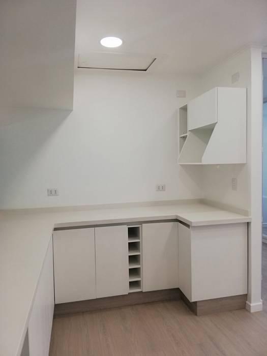 de Quo Design - Diseño de muebles a medida - Puerto Montt Moderno