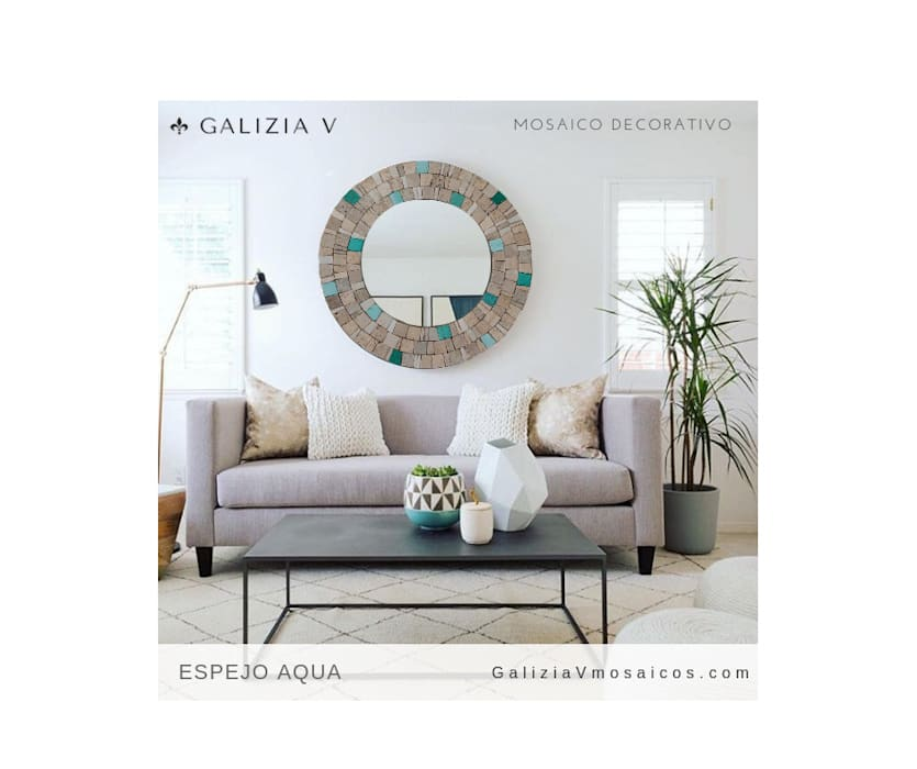 modern  by GALIZIA V Mosaicos, Modern Marble