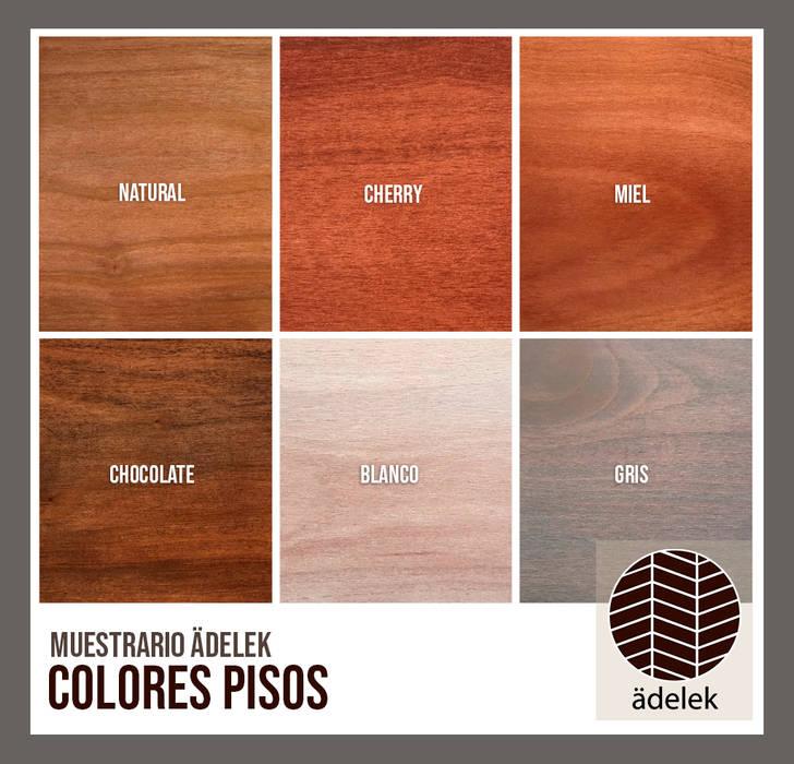 Adelek 牆壁與地板牆壁與地板罩 木頭