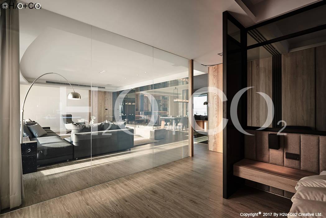 次主臥室 光合作用設計有限公司 牆面