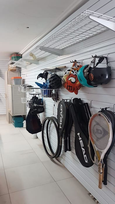Garage Storage Solutions - South Africa:  Garage/shed by MyGarage, Classic