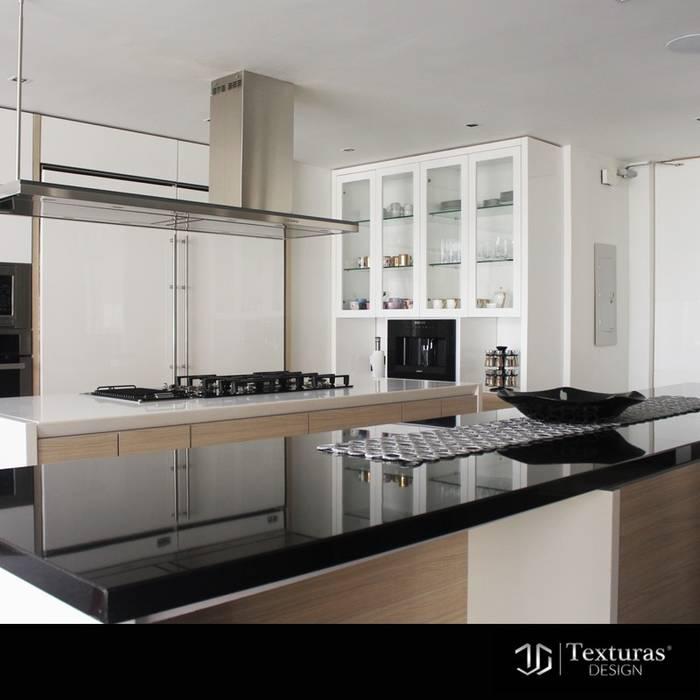 Cuisine moderne par Texturas Design Moderne