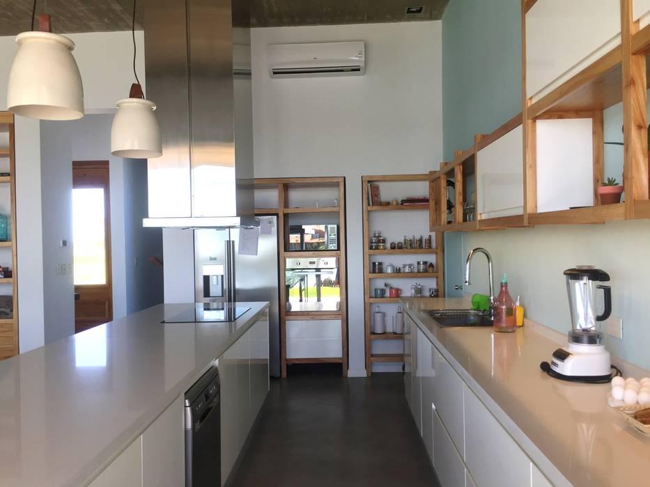 Built-in kitchens by Arq. Stuart Milne