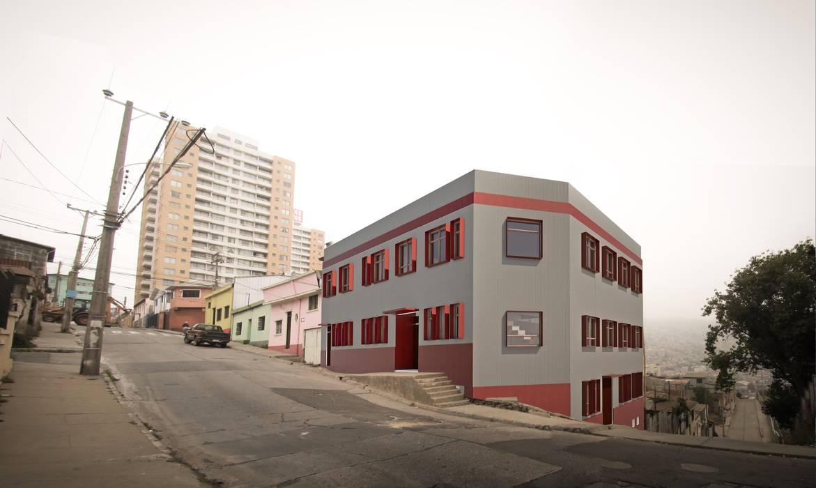 Nowoczesne domy od Materia prima arquitectos Nowoczesny