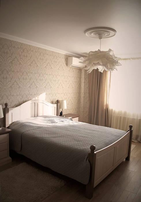Bedroom by студия  Александра Пономарева, Eclectic