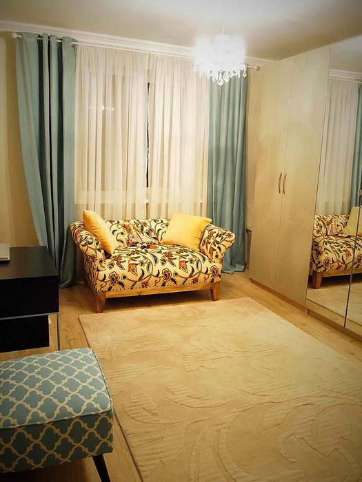 Dressing room by студия  Александра Пономарева, Eclectic