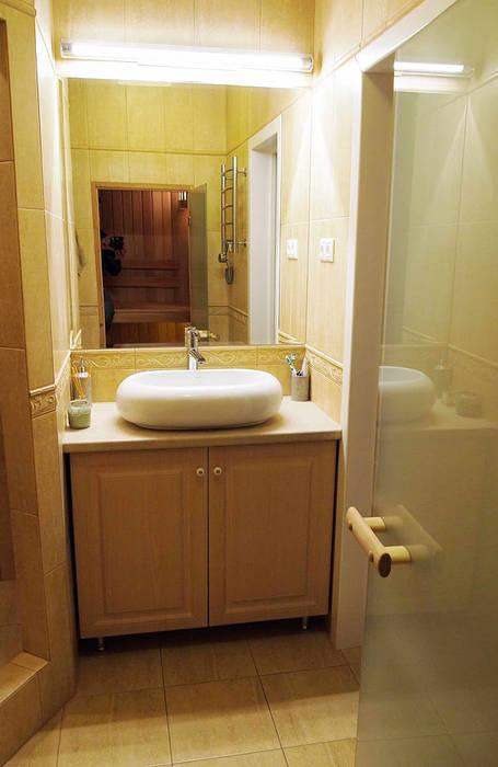 Bathroom by студия  Александра Пономарева, Eclectic
