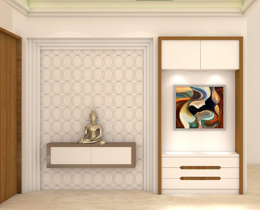Corridor & hallway by Midas Dezign, Modern