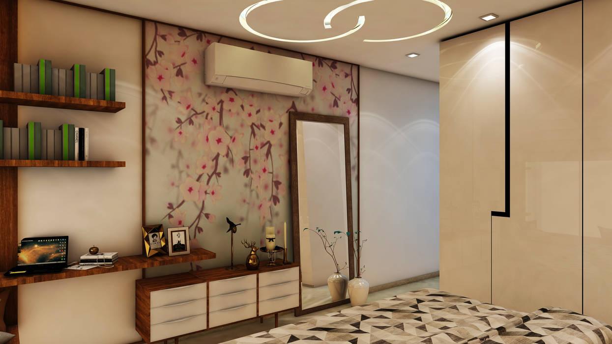 Bedroom by Midas Dezign, Modern