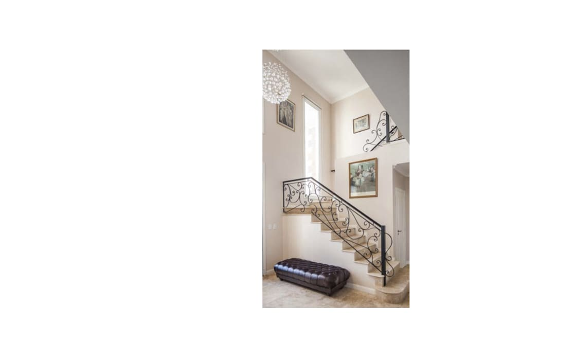 Diseño de casa estilo victoriano por CIBA de CIBA ARQUITECTURA Clásico