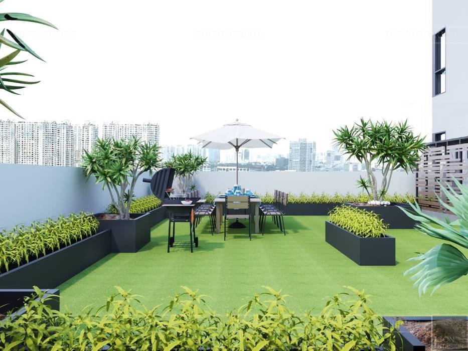 Garden by ICON INTERIOR