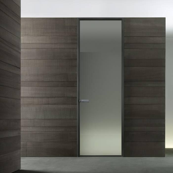 Glass doors by Noctum,