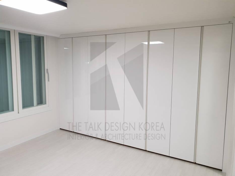 Modern Media Room by 더톡디자인(The talk design) Modern