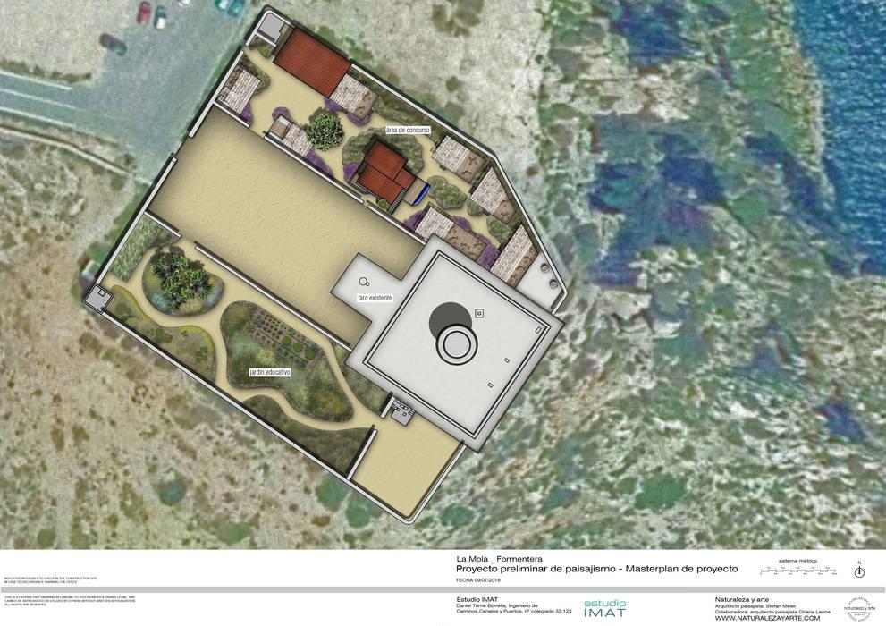 Oriana Leone Landscape Architect Taman Gaya Mediteran
