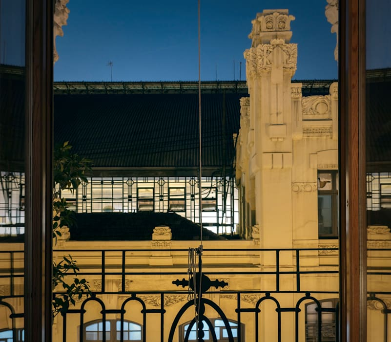 by Aritz Almenar arquitectos Mediterranean