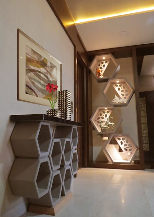 :  Corridor & hallway by umesh prajapati designs
