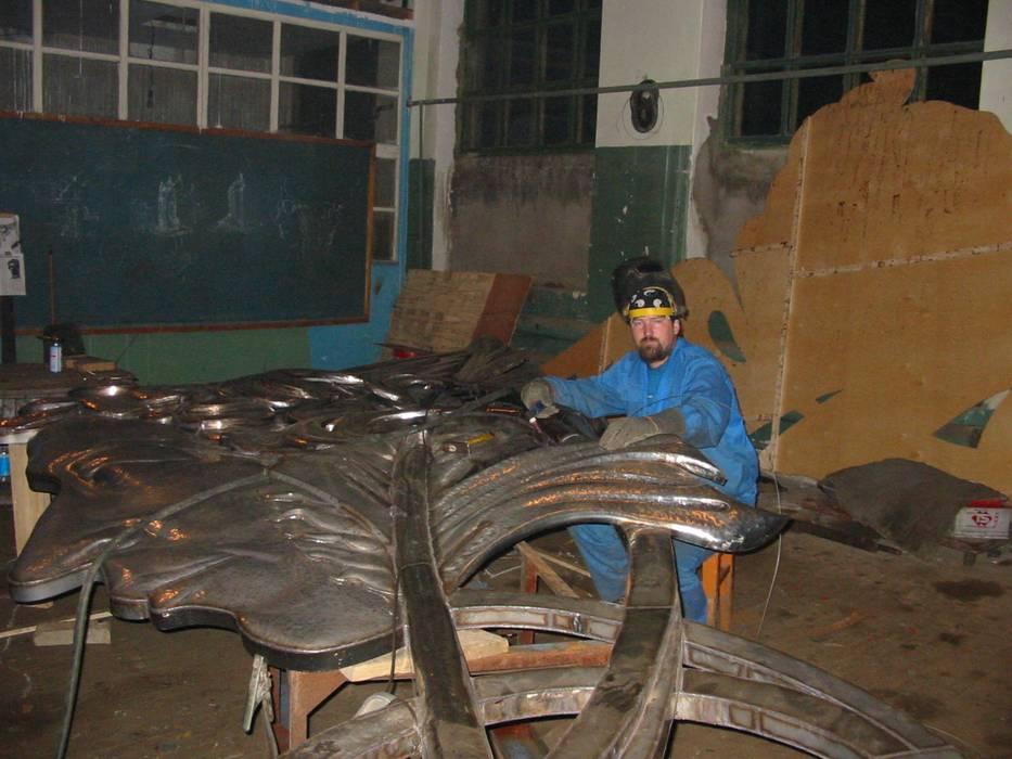 by Производственная фирма 'Живая Сталь' Classic Iron/Steel