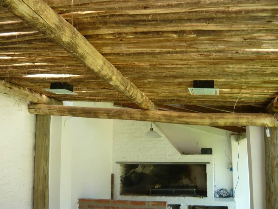 od Metalúrgica Riviello Rustykalny Drewno O efekcie drewna