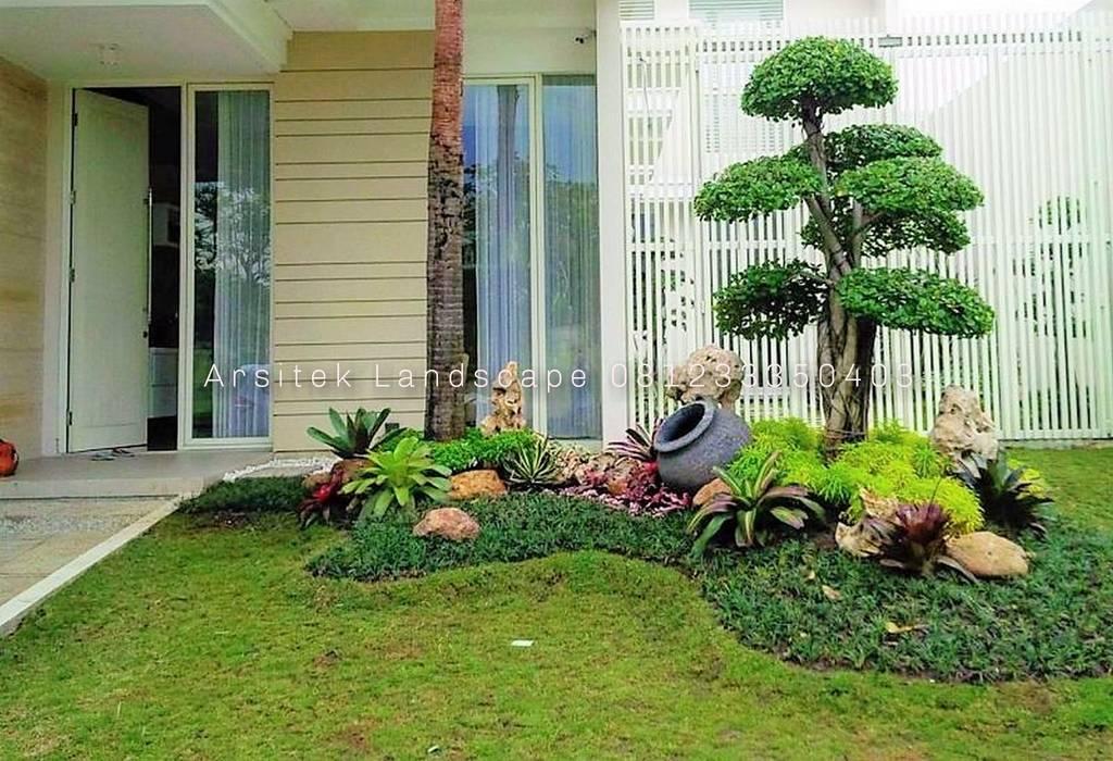 Jasa Pembuatan Taman Sidarjo Ruang Komersial Minimalis Oleh Jasa Pembuatan Taman Minimalis