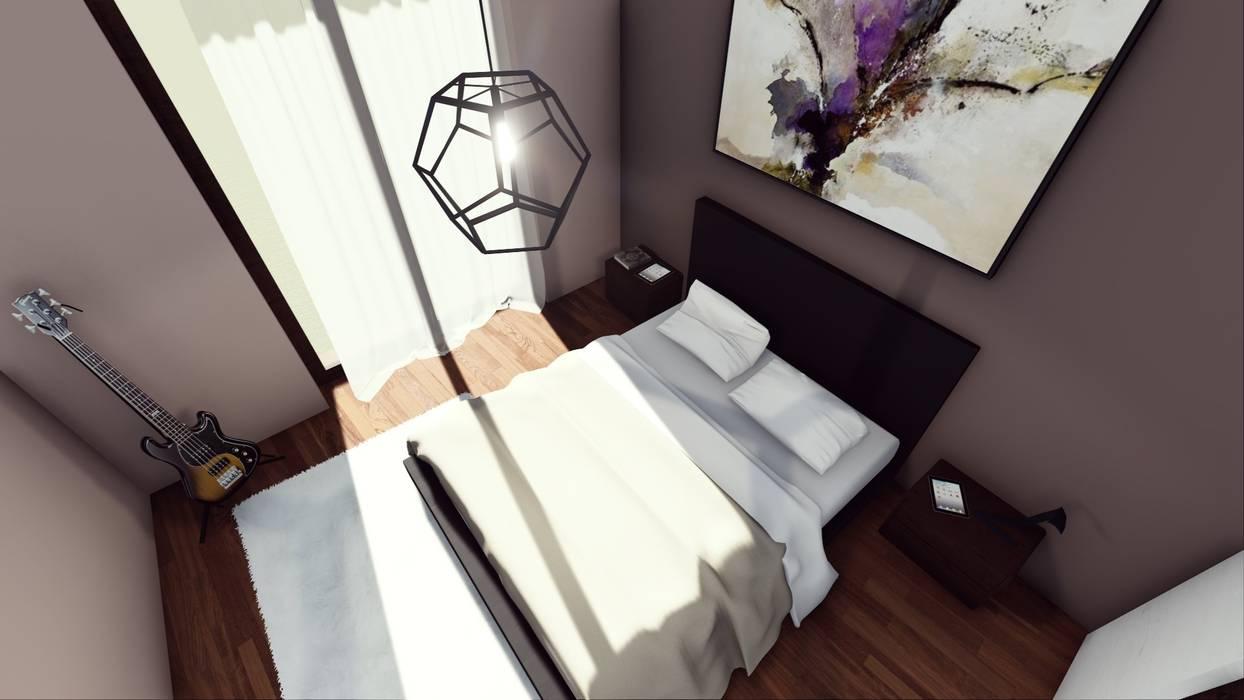 Camera Da Letto Stile Anni 60 : Manutenzione straordinaria appartamento anni 60: camera da letto in