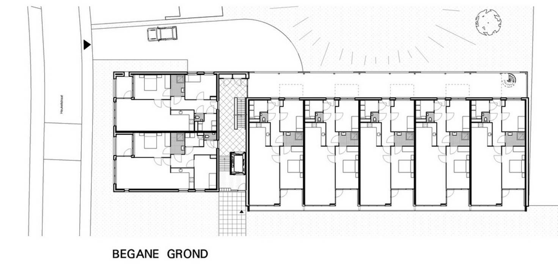 Appartementen Eisenhoeve, Maastricht Moderne huizen van Verheij Architecten BNA Modern