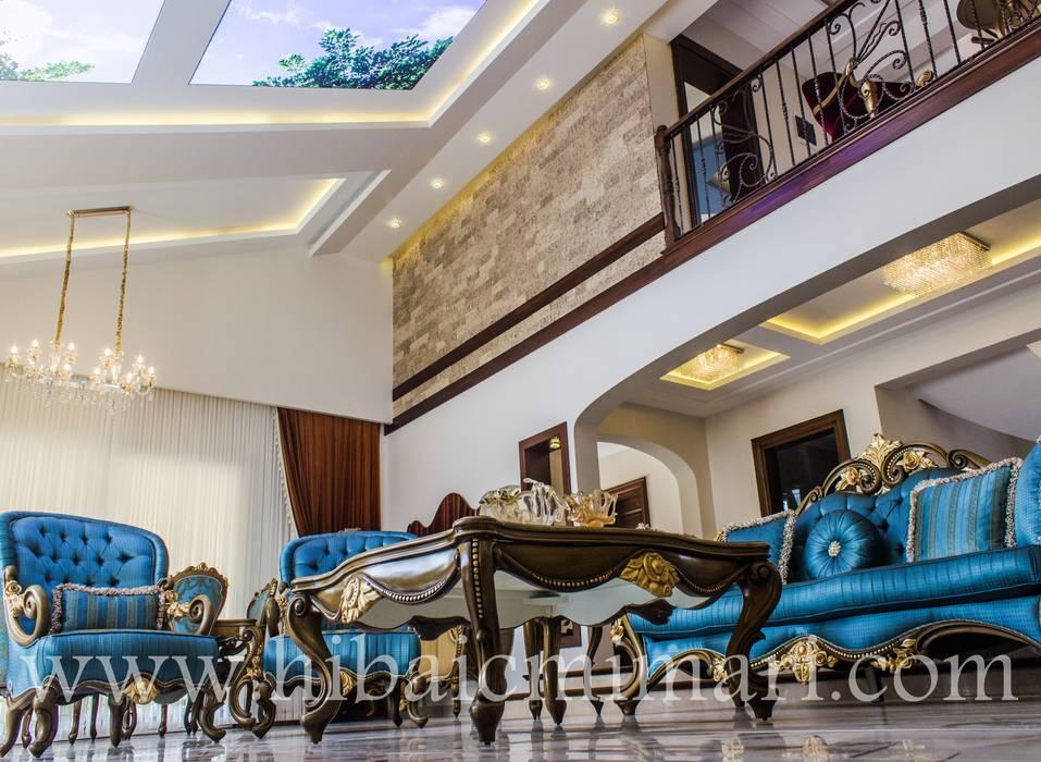 Salones de estilo clásico de Hiba iç mimarik Clásico
