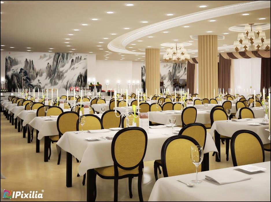 Dining room by IPixilia, Classic
