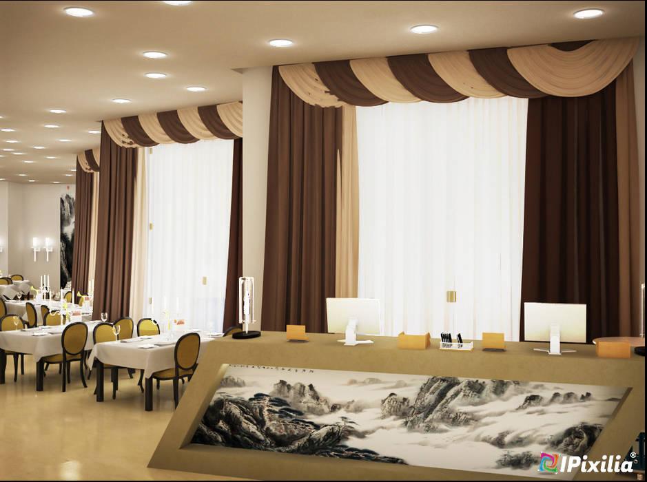 Dining room by IPixilia