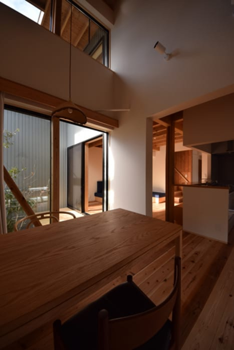 Ruang Makan Modern Oleh Snowdesignoffice Modern