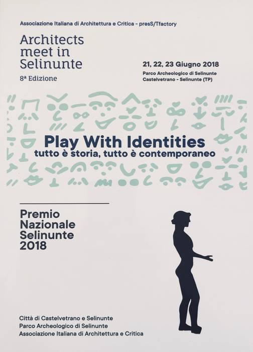 Selinunte Award 2018 ALESSIO LO BELLO ARCHITETTO a Palermo Fincas