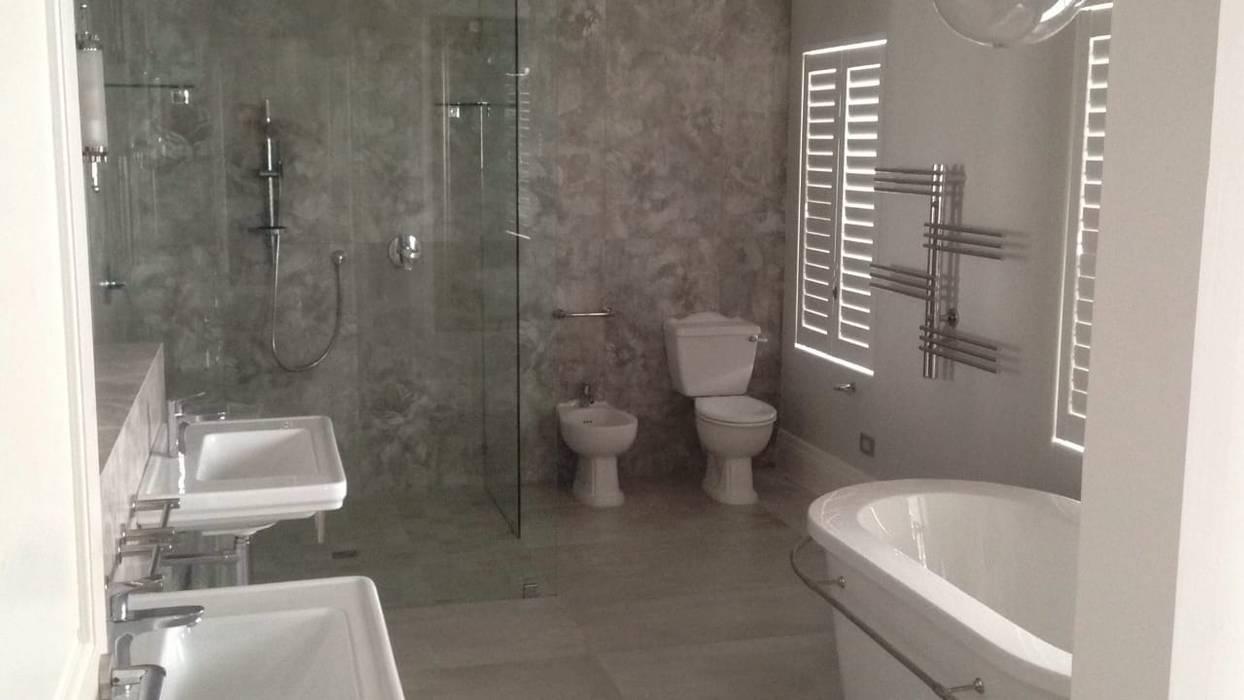 Bathroom Renovations Beton Haus (PTY) LTD Modern bathroom