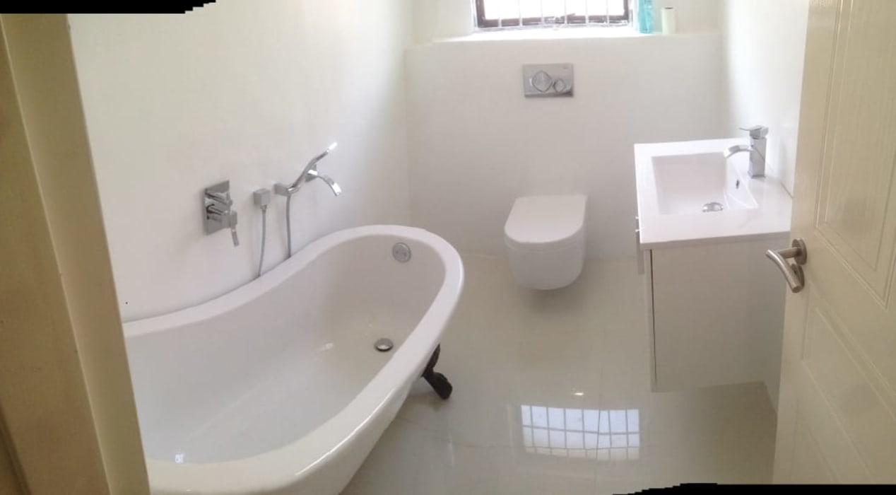 Bathroom Renovations Beton Haus (PTY) LTD Classic style bathroom