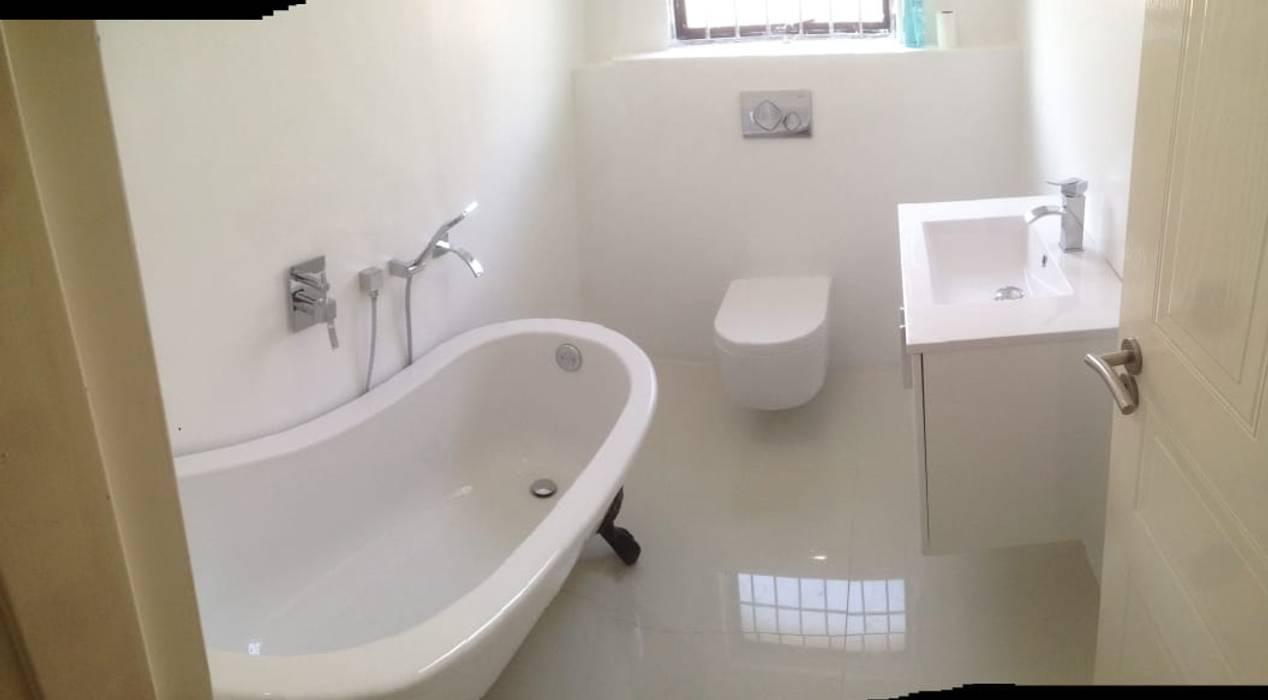 Baños de estilo clásico de Beton Haus (PTY) LTD Clásico