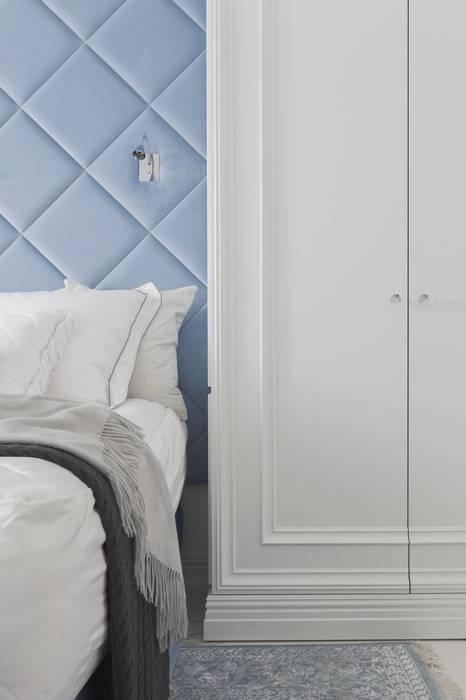 Camera da letto in stile classico di lumi classico   homify