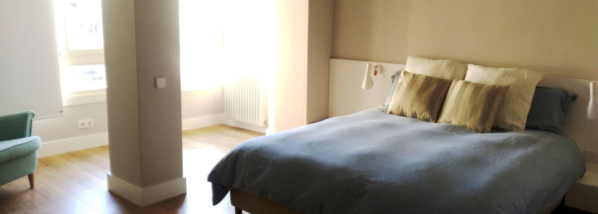 Camera da letto in stile mediterraneo di arpa\'studio ...