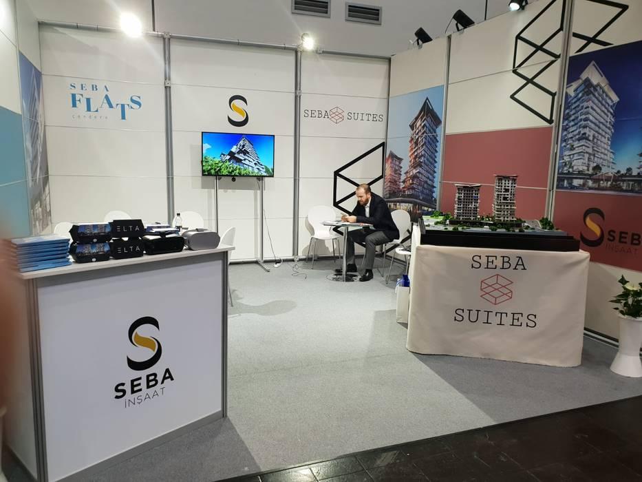 Estudios y oficinas de estilo  por ELTA VR SOLUTIONS