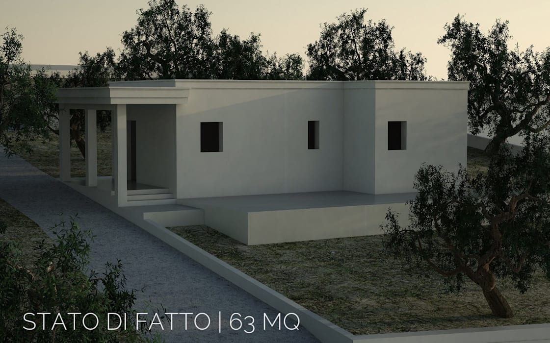 現代  by architetto stefano ghiretti, 現代風