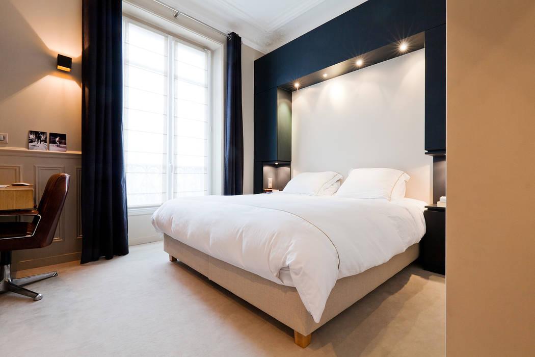 Chambre parentale: chambre de style par catalina castro ...